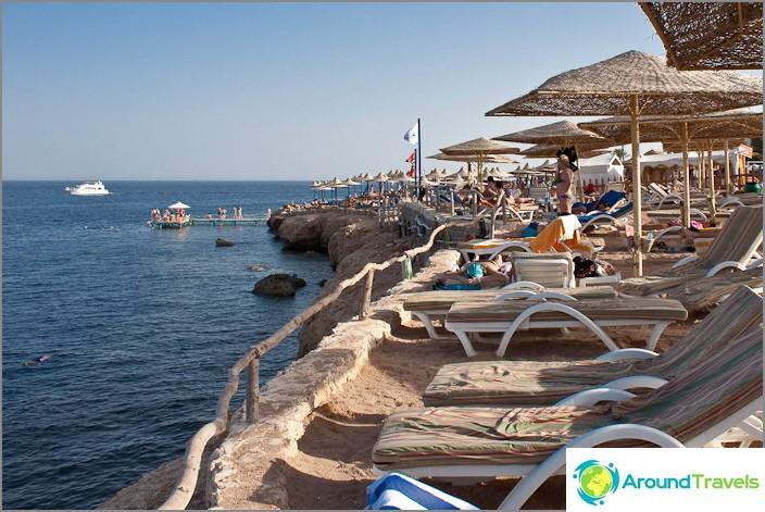 Почивки в Шарм Ел Шейх. Плаж.