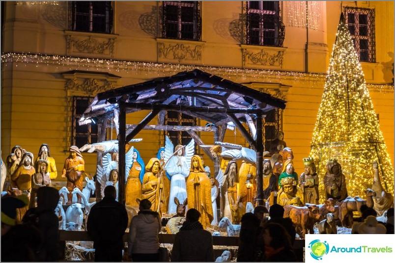 Joulunäyttely