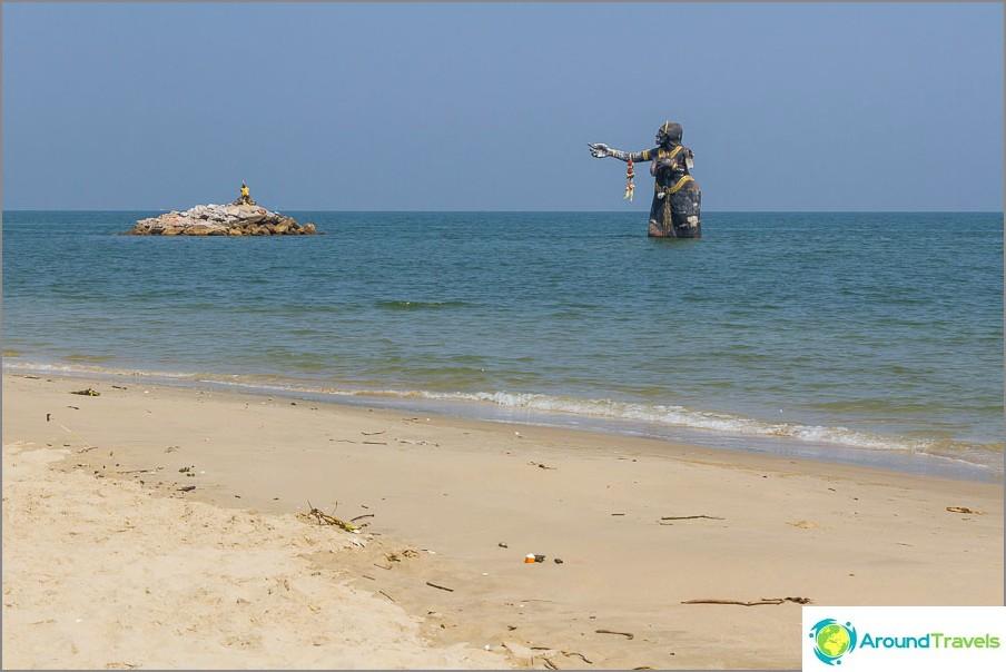 Puk Tienin ranta ja Musta Baba