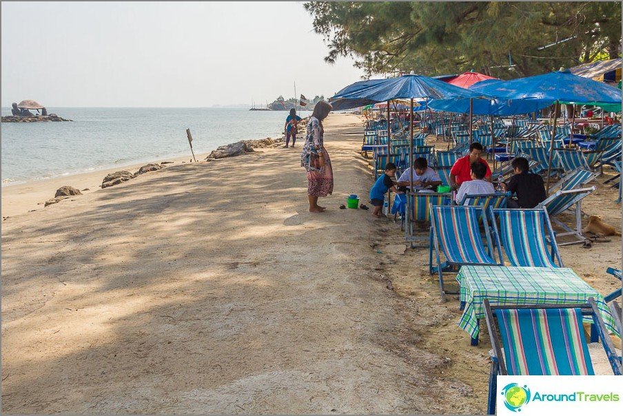 Puk Tienin ranta