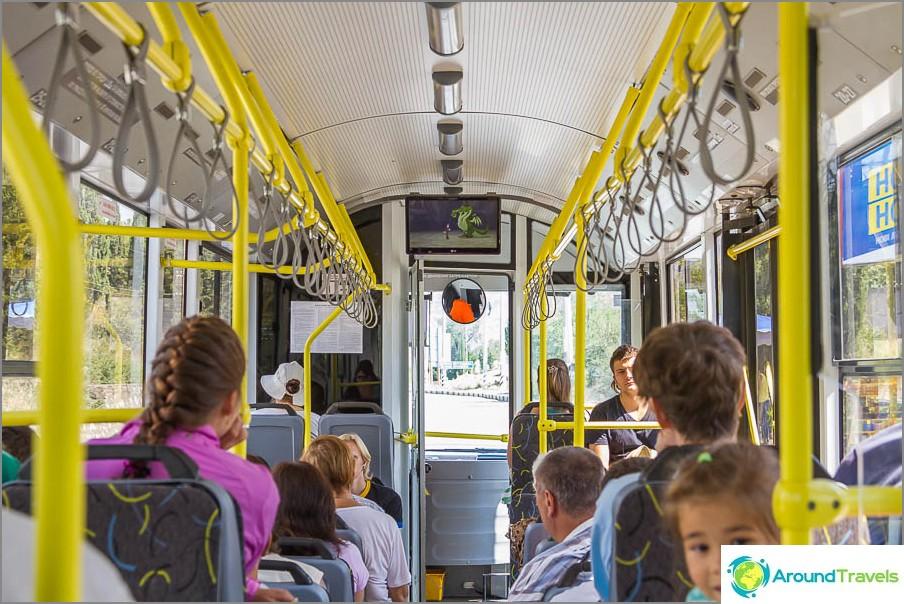 Trolibussi Simferopol-Jalta