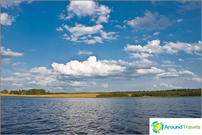 Volgo-järvi.