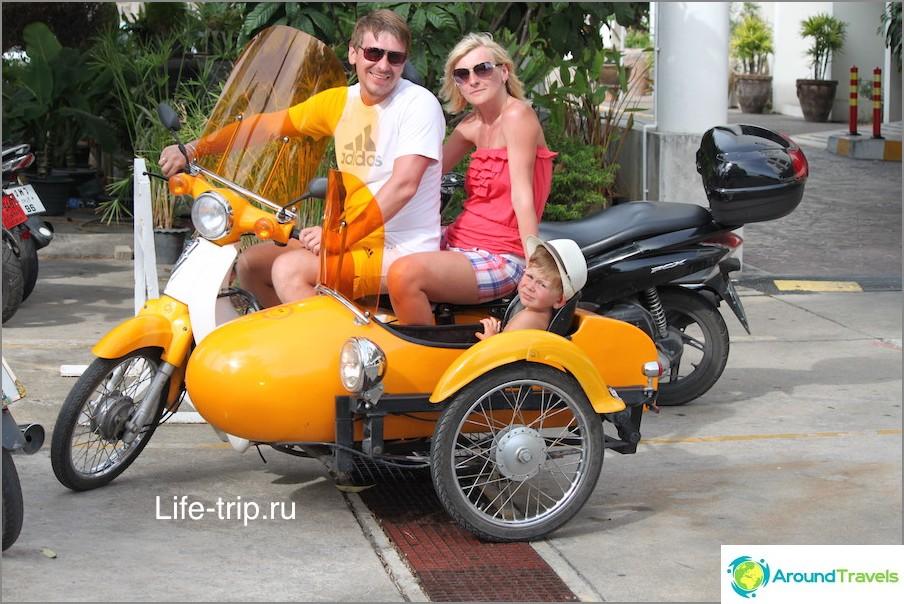 vuokra-pyörä-Pattaya tarkastettiin-asunnot