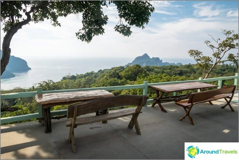 Phi Phi, Viewpoint 3 Trine Jungle House