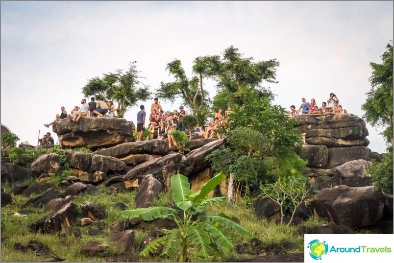 Най-добрите гледни точки на остров Фи Фи - гледки 1, 2 и 3